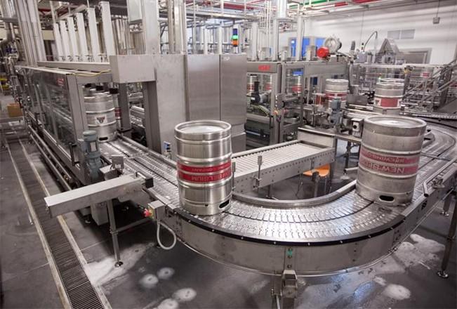 Maszyny automatyczne - beczki keg