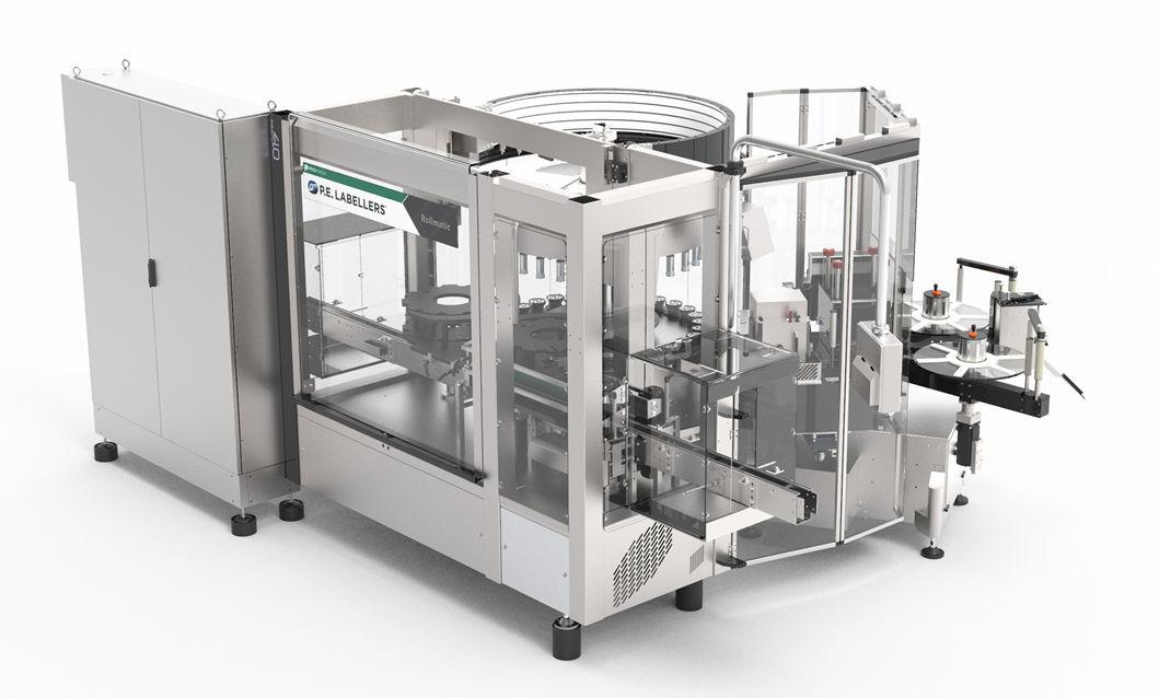 PE LABELLERS - innowacyjne systemy etykieciarek