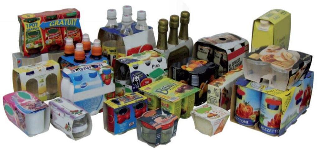 clusterpack - pakowanie produktów - maszyny pakujące