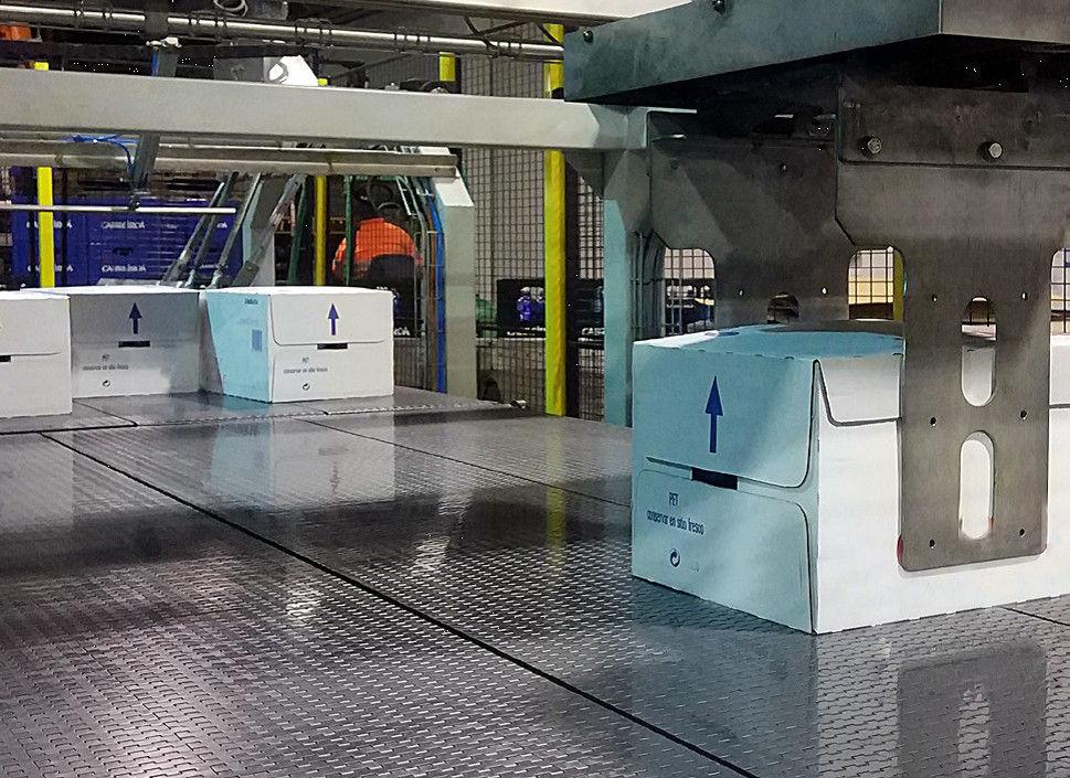 formowanie kartonów - maszyny pakujące