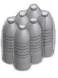 Maszyny pakujące do puszek i butelek - opakowania zbiorcze