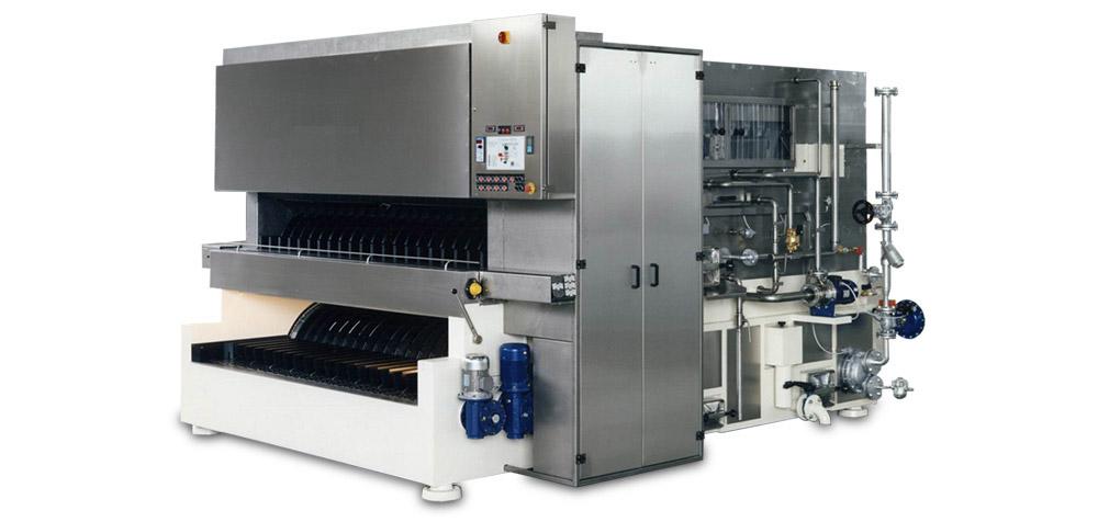 maszyny myjace - myjki do butelek - linia produkcyjna