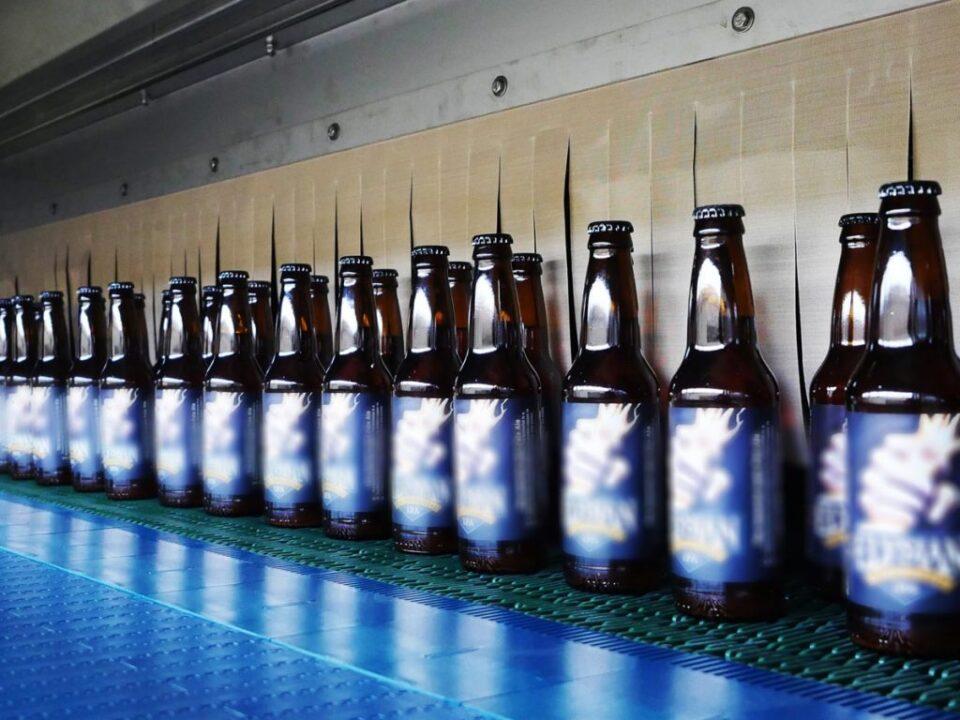 maszyny pasteryzatory stosowane w produkcji piwa