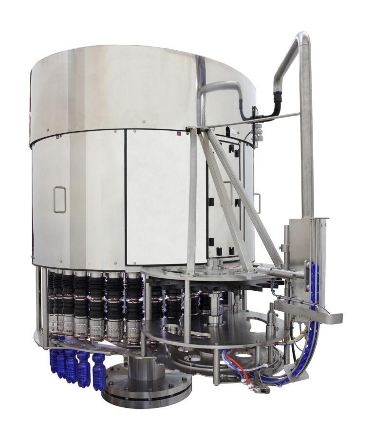 podajnik kaskadowy - urządzenia usuwania pyłu