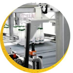 maszyny pakujące - podkładka tacka folia