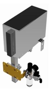 Urządzenia segregujące i odrzucające - Mono Pusher